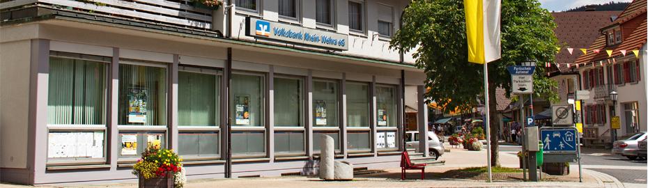 Volksbank Rhein-Wehra